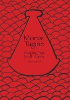 Cover for 'Moroc Tagine - Moroccan Cookbook'