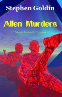 Cover for 'Alien Murders'