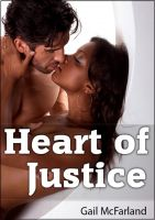 Cover for 'Heart of Justice'