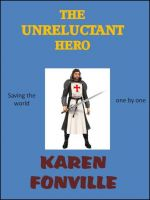 Cover for 'The Unreluctant Hero'