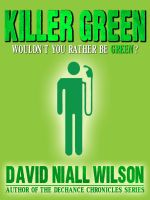 Cover for 'Killer Green'