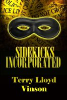 Cover for 'Sidekicks Incorporated'