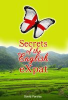 Cover for 'Secrets of the English eX-pat'