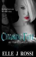Cover for 'Chasing Fate'