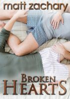 Cover for 'Broken Hearts (The New Discoveries Series #2)'