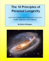 Cover for 'The 10 Principles of Personal Longevity'
