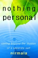 Cover for 'Nothing Personal: Seeing Beyond the Illusion of a Separate Self'