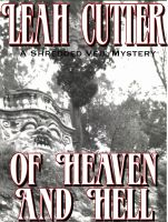 Cover for 'Of Heaven And Hell'
