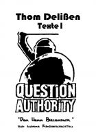 Cover for 'Question Authority I'