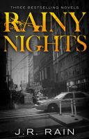 Cover for 'Rainy Nights: Three Novels'