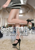 Cover for 'Shoes to Fill'