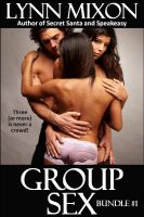 Cover for 'Group Sex #1 - An Erotic Bundle'