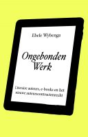 Cover for 'Ongebonden Werk'