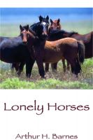 Cover for 'Lonely Horses'