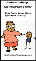 SilverTonalities Sheet Music Services - Jimbo's Lullaby Children's Corner Elementary Piano Sheet Music
