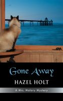 Cover for 'Gone Away'