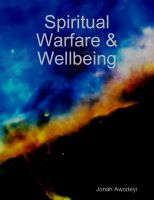 Cover for 'Spiritual Warfare & Wellbeing'