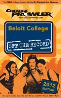 Cover for 'Beloit College 2012'
