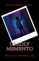 Cover for 'Deadly Memento'