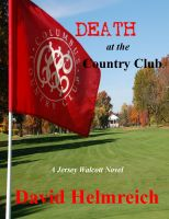 Cover for 'Death at the Country Club'