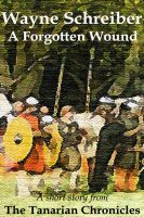 Cover for 'A Forgotten Wound'