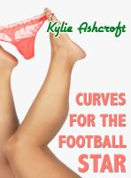 Cover for 'Curves for the Football Star (BBW Erotica)'