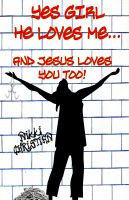 Nikki Christian - Yes Girl He Loves Me... and Jesus Loves You Too!