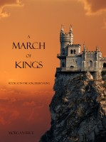 Cover for 'A March of Kings (Book #2 in the Sorcerer's Ring)'