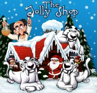 Cover for 'The Jolly Shop'