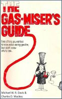 Cover for 'The Gas-Miser's Guide'