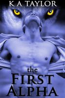 Cover for 'The First Alpha'