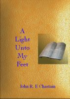 Cover for 'A Lamp Unto My Feet'