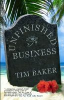 Cover for 'Unfinished Business'
