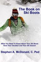 Cover for 'The Book on Ski Boots'