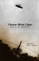 Cover for 'I Know What I Saw'
