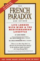 Cover for 'The French Paradox'