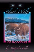 Cover for 'Black Wolf at Rosebud'