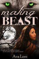 Cover for 'Mating the Beast (Virgin Werewolf Beast Erotic Romance) (Project Loup Garou, #2)'