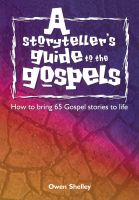 Cover for 'A Storyteller's Guide to the Gospels'