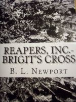 Cover for 'Reapers, Inc. - Brigit's Cross'