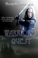 Cover for 'Warrior's Quest'