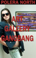 Cover for 'Art Gallery Gangbang'