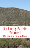 Cover for 'My Poetry Palette - Volume 1'