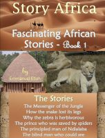 Cover for 'Fascinating African Stories - Book 1'