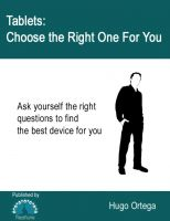 Cover for 'Tablets: Choose the Right One for You'