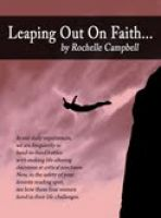 Cover for 'Leaping Out on Faith'