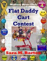 Cover for 'Flat Daddy Cart Contest: Military Brats Club #3'
