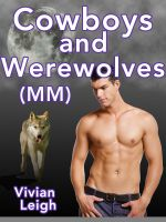 Cover for 'Cowboys and Werewolves'