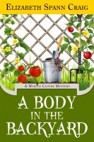 Cover for 'A Body in the Backyard'
