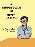 Cover for 'A Simple Guide to Men's Health'